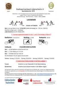 Sportabzeichen Nattenberg