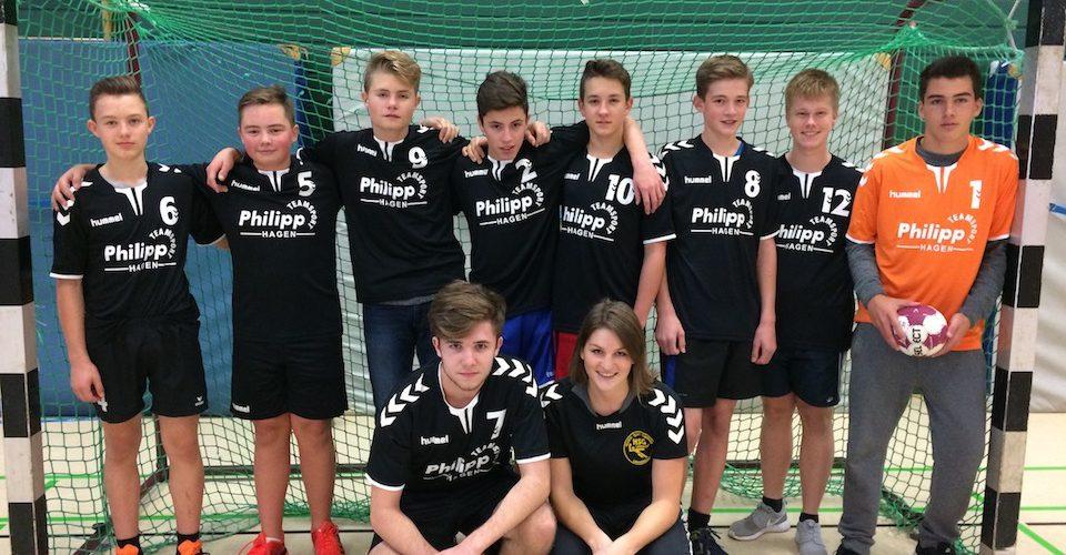 Landessportfest der Schulen – Handball