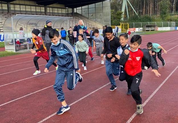 Sporttage im Nattenberg Stadion